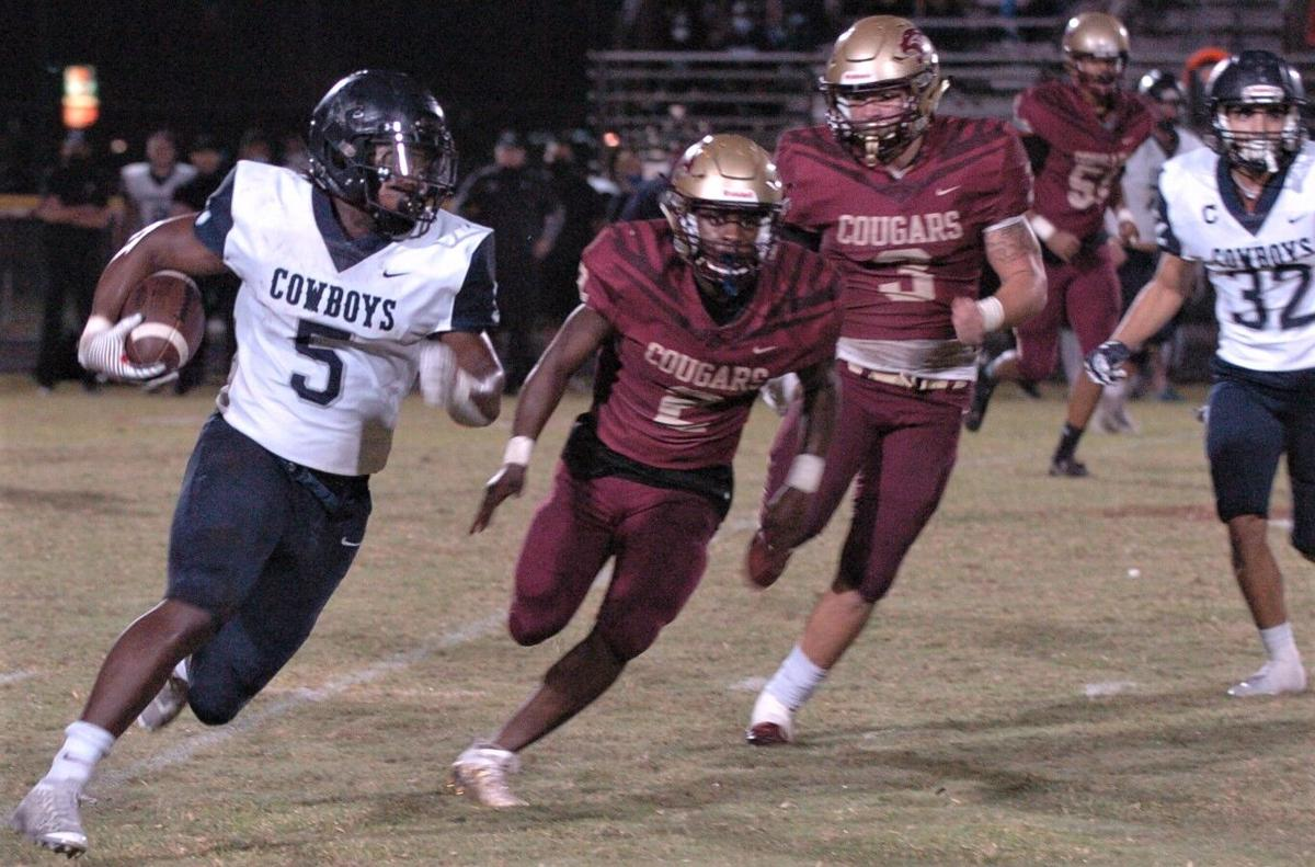 6A FOOTBALL: Gaither blanks C-Side, on to region finals