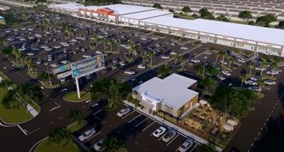 More businesses coming to Holiday Mall, the Grove