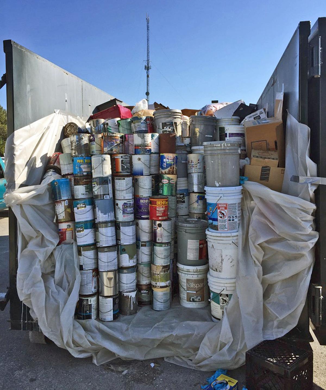 Pasco Residents Dispose Of 27 Tons Of Hazardous Waste