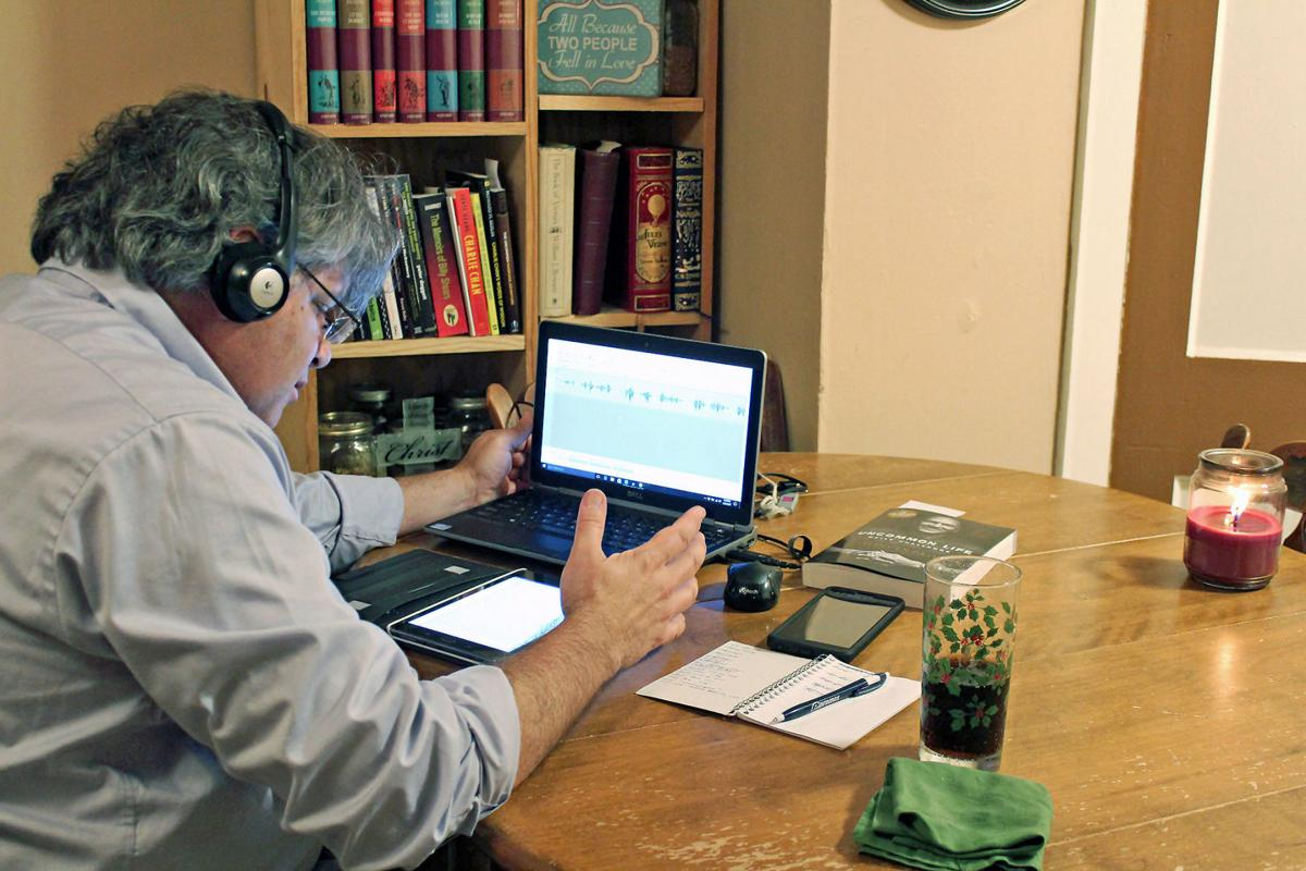 Long-time Fasano aide lends voice to audio books | News