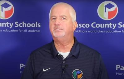 Pasco school district sticking with its plans