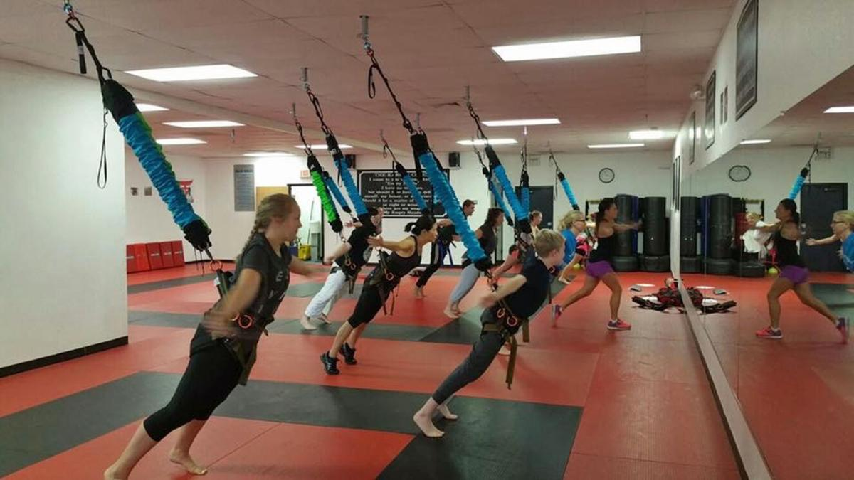 Bungee studio will have you Flyin Into Fitness | News ...