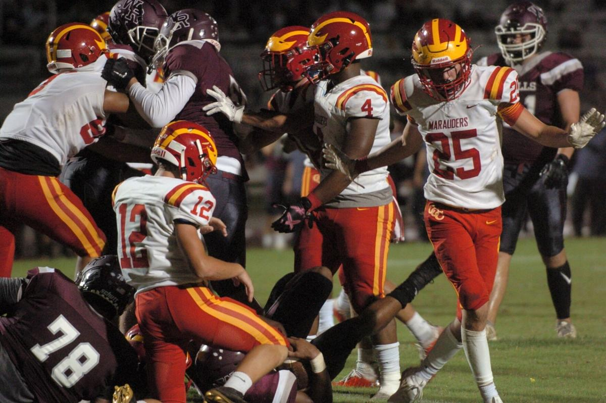 FOOTBALL: Late TD wins it for CCC