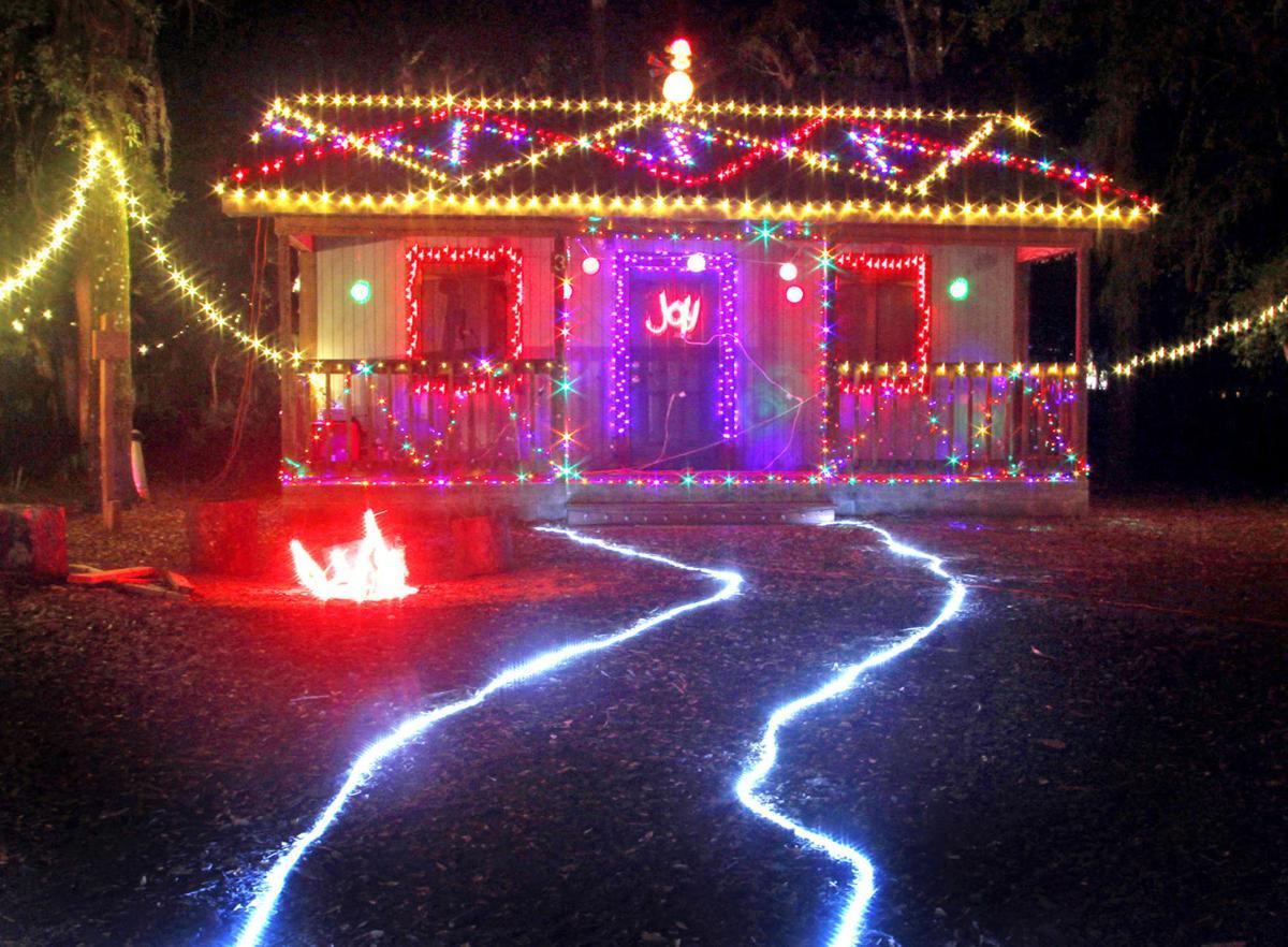 Twinkling lights to glow at nighttime Wilderness Wonderland | News ...