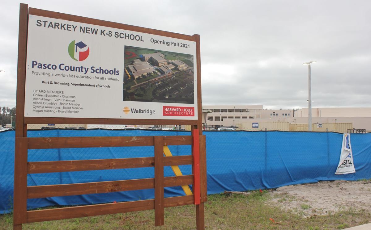 Pasco County Schools Calendar 2022 23.Pasco School District Provides Tour Of Starkey Ranch K 8 Site News Suncoastnews Com