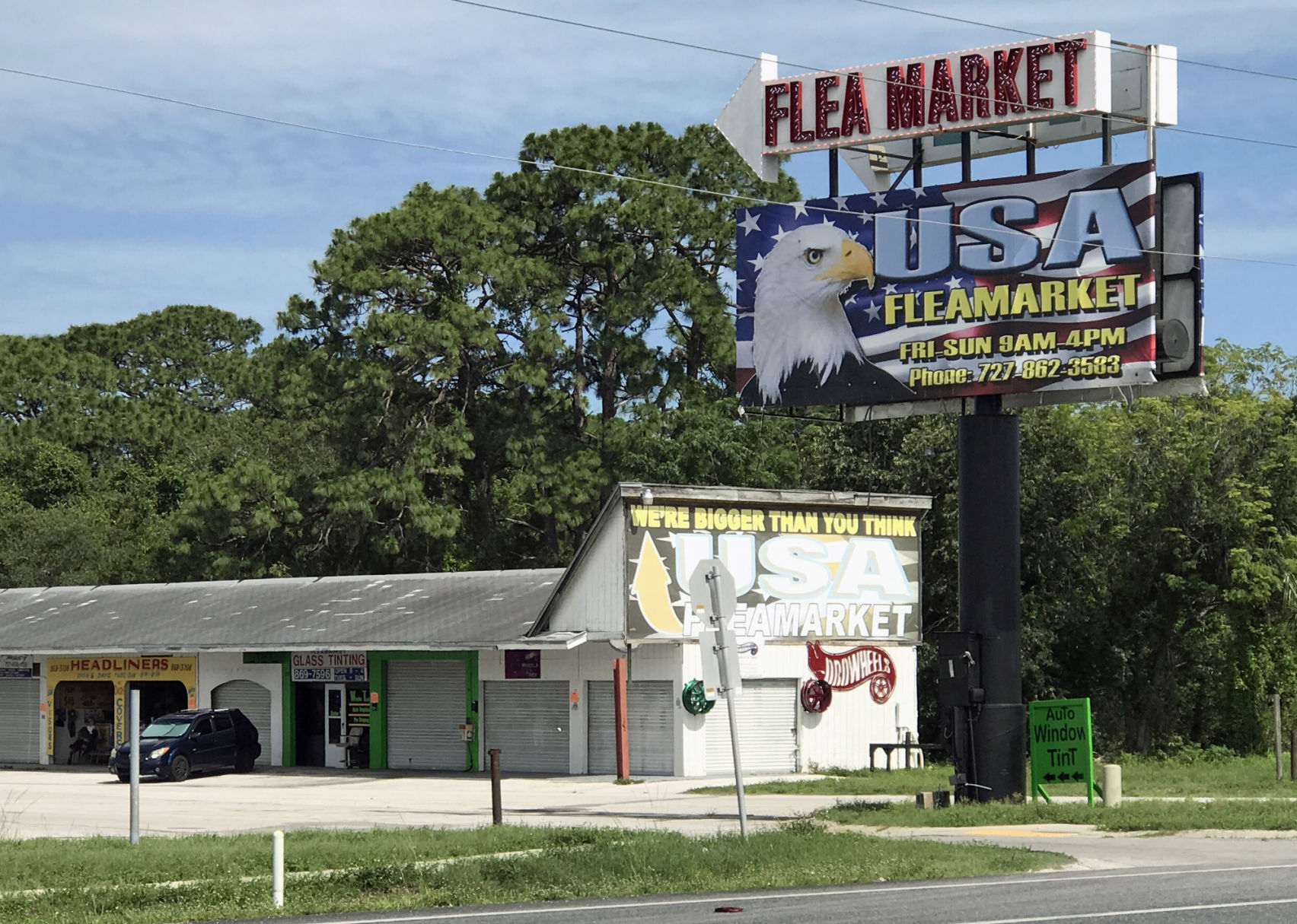 Us Area Code History%0A Pasco County officials cited extensive code violations in the decision June     to shut down USA Fleamarket on U S     south of S R