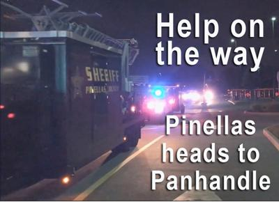 Pinellas County sends help to Panhandle