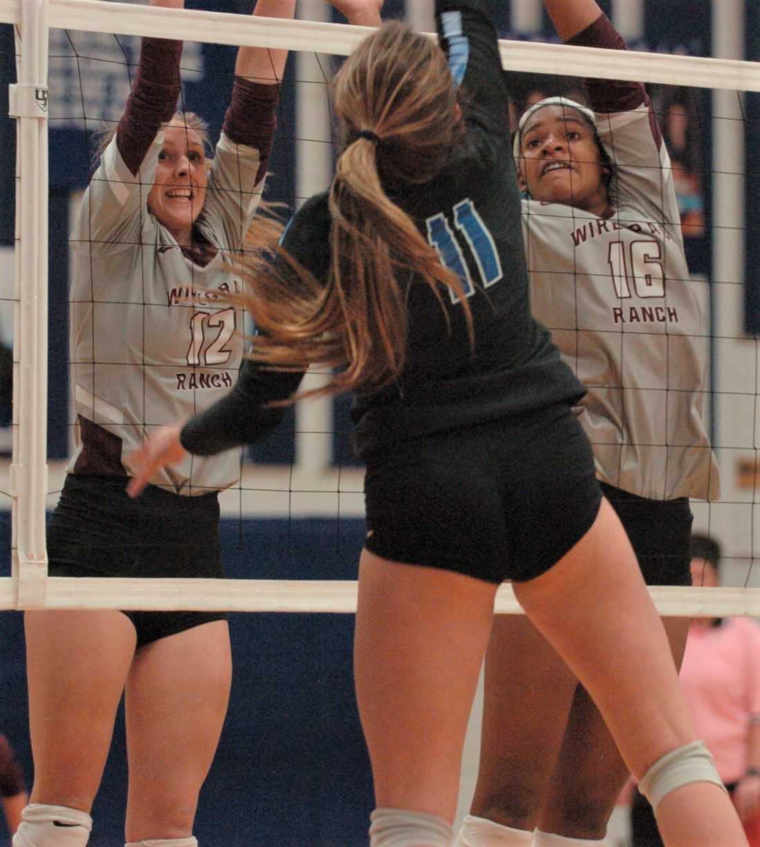 6A-5 V-BALL: Wiregrass beats East Lake in semis