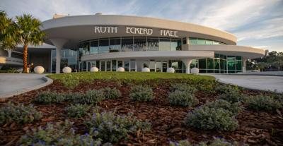 New COVID-19 drive-thru testing site at Ruth Eckerd Hall