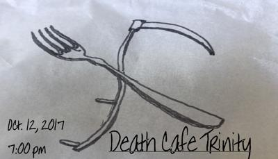 Death Café Trinity to hold first event Thursday