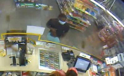 New Port Richey 7-Eleven robbery suspect sought