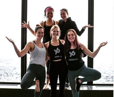 YogaSix studio comes to Trinity