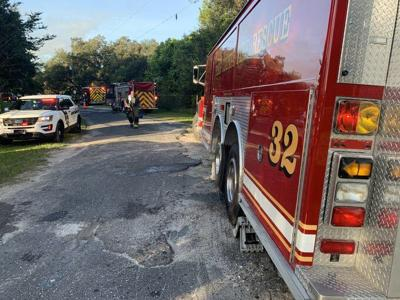 Fatal home fire in Wesley Chapel
