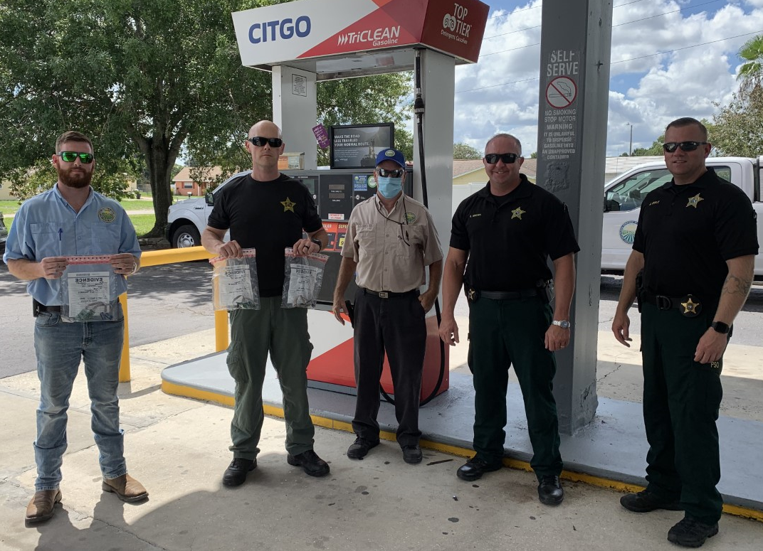 Pasco Sheriff's Office goes after gas pump skimmers
