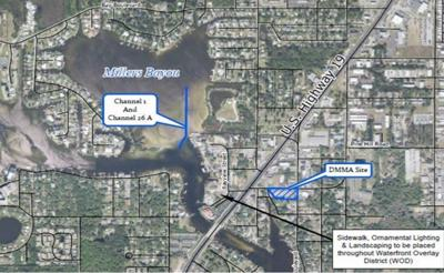 Pasco County Commission approves Port Richey dredging plan