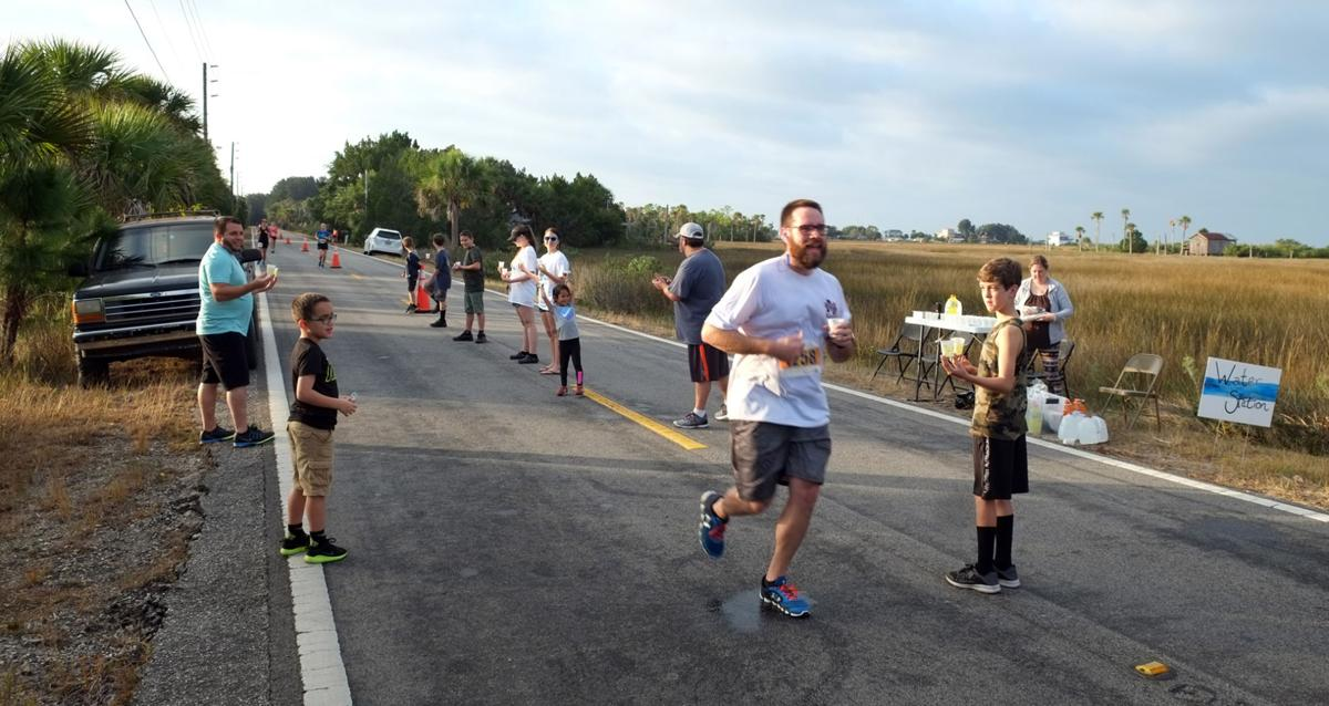 Half marathon and fun run takes the scenic route