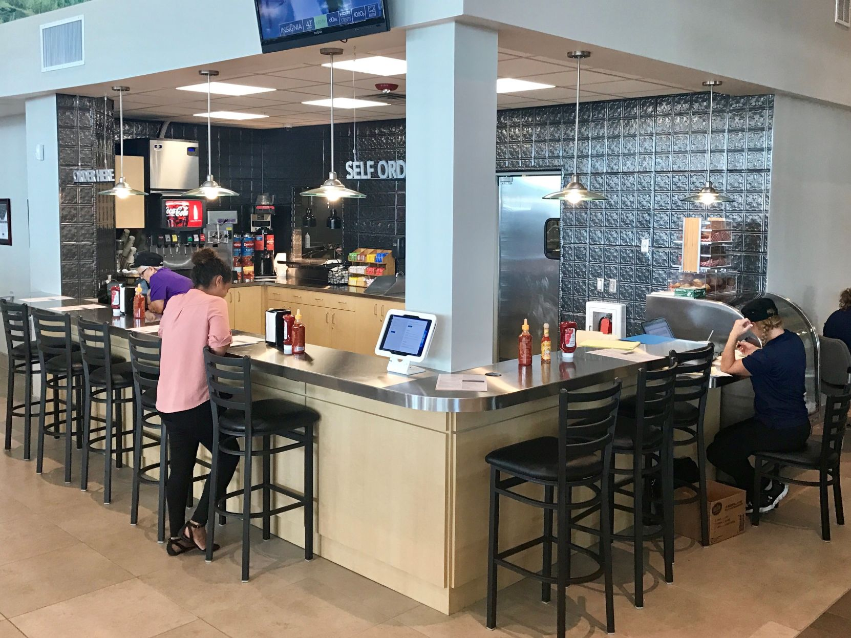 Sun Toyota Unveils Showroom Cafe