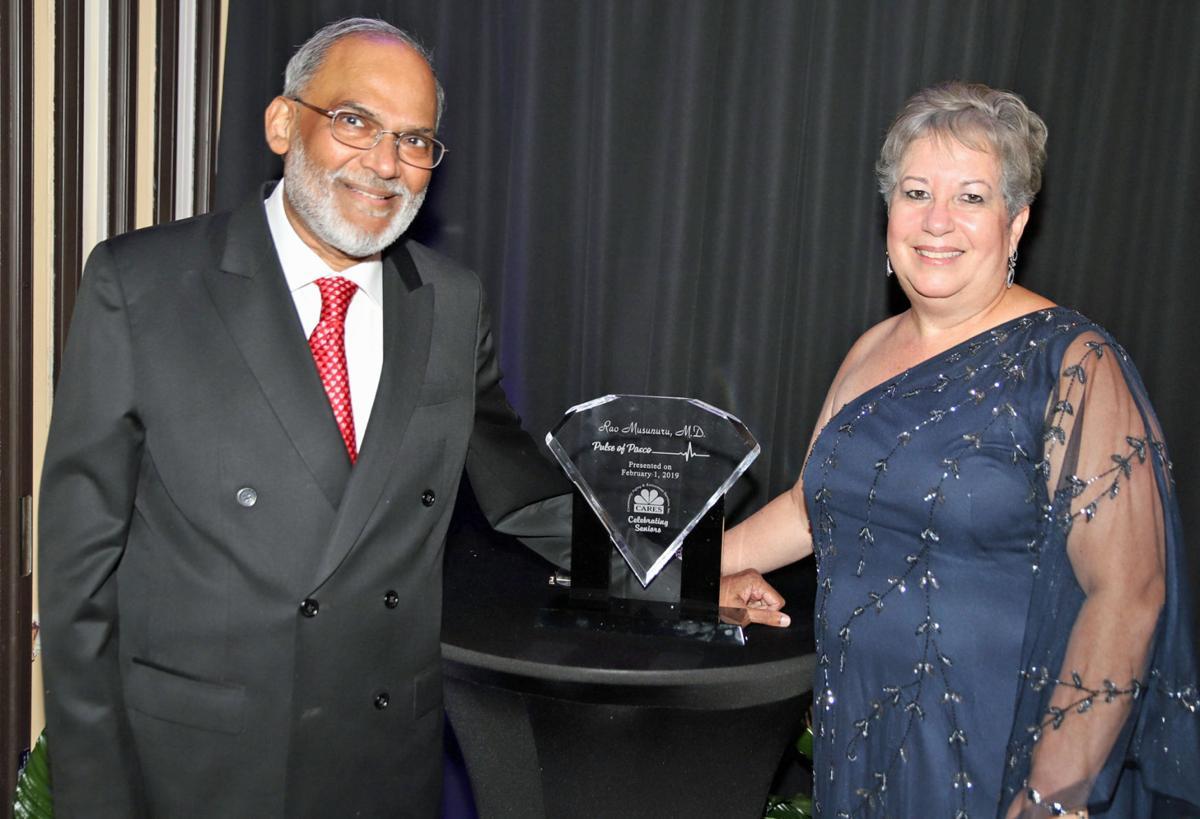 CARES honors philanthropic physician Musunuru