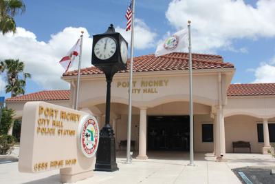 Port Richey finalizes contract with new city manager