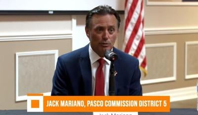 Pasco Commissioner Mariano tests positive for COVID