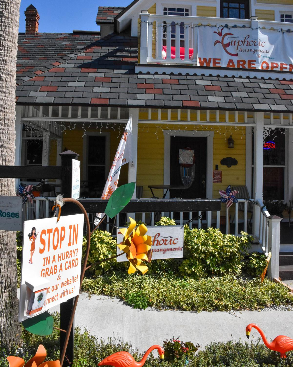Downtown Classic Coastal Home: Unique Businesses Sprout In Tarpon Springs