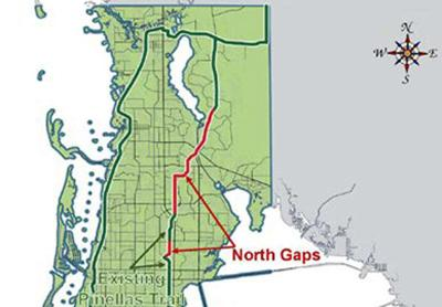 Commission hits pause button on Pinellas Trail project