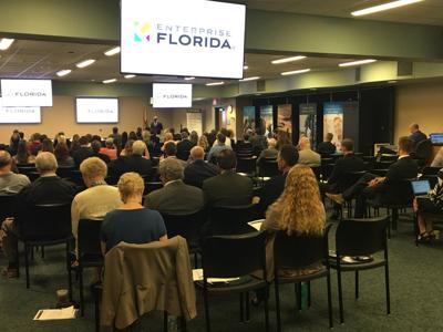 Enterprise Florida highlights high-tech and manufacturing industries