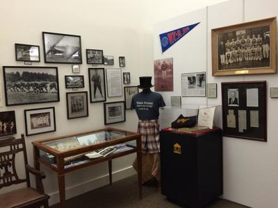 Smithsonian exhibit in New Port Richey