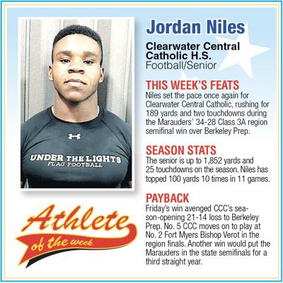 Pinellas Athlete of the Week