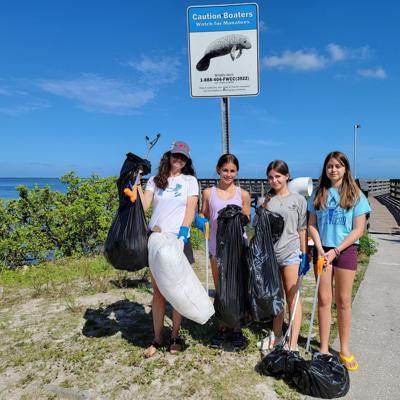 Volunteers help clean up Pasco County waters
