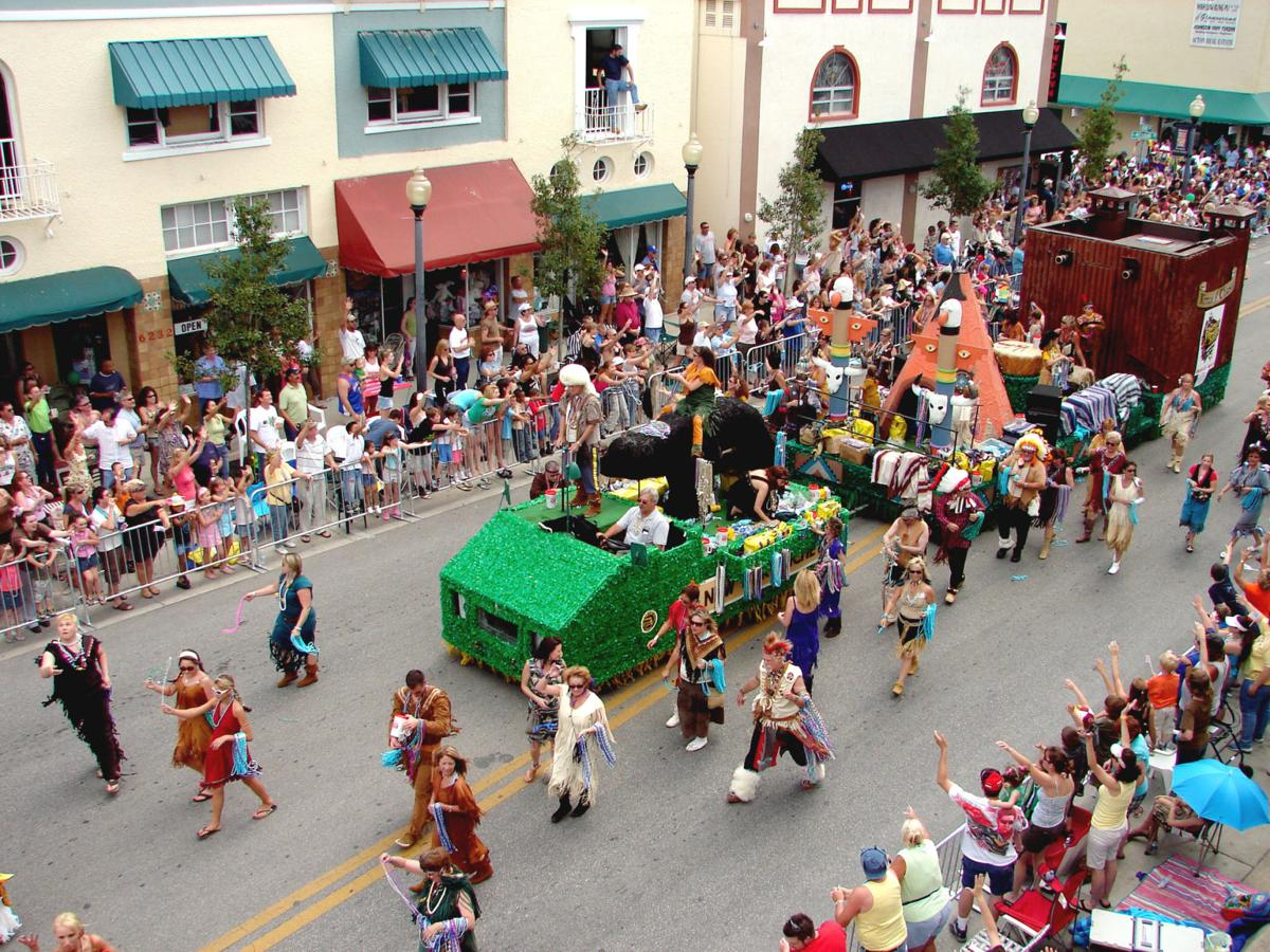 New Port Richey Christmas Parade 2019 Chasco Fiesta 2018 gears up for a really big show | Community
