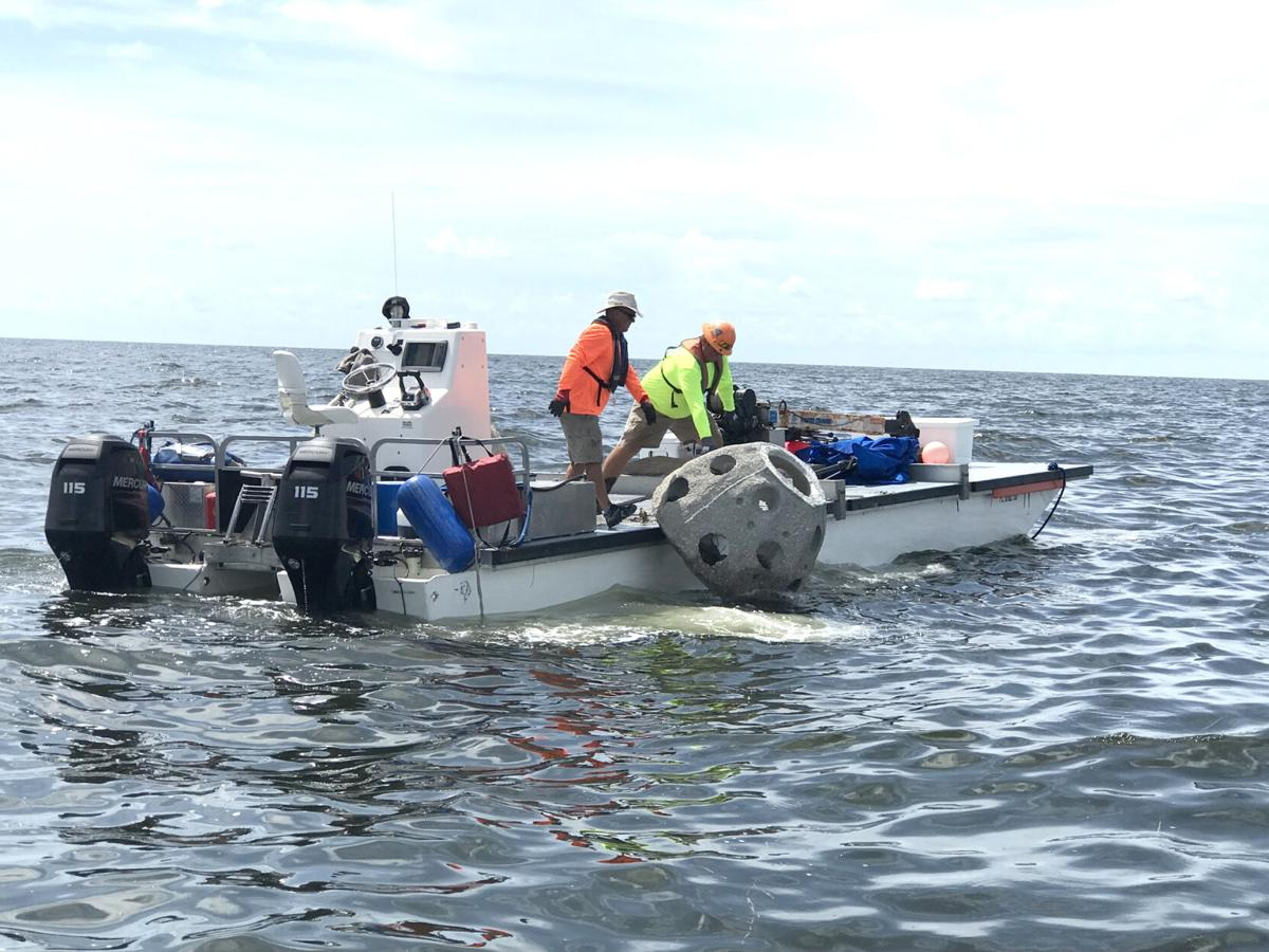 Study phase of ambitious artificial reef program approved by county
