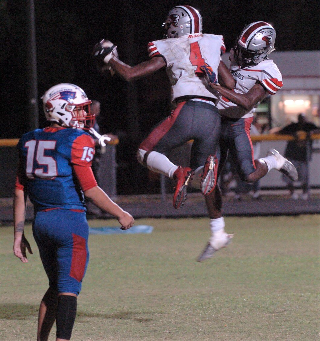 FOOTBALL: Huge comeback for Clearwater over P. Park