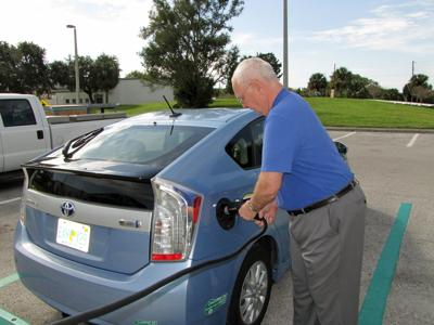 NPR plans first electric vehicle tailgate party here | News