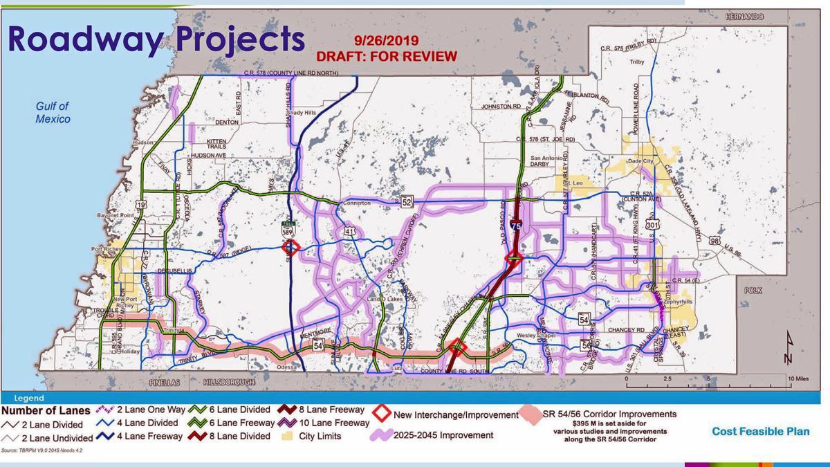 Pasco MPO readies 2045 transportation plan