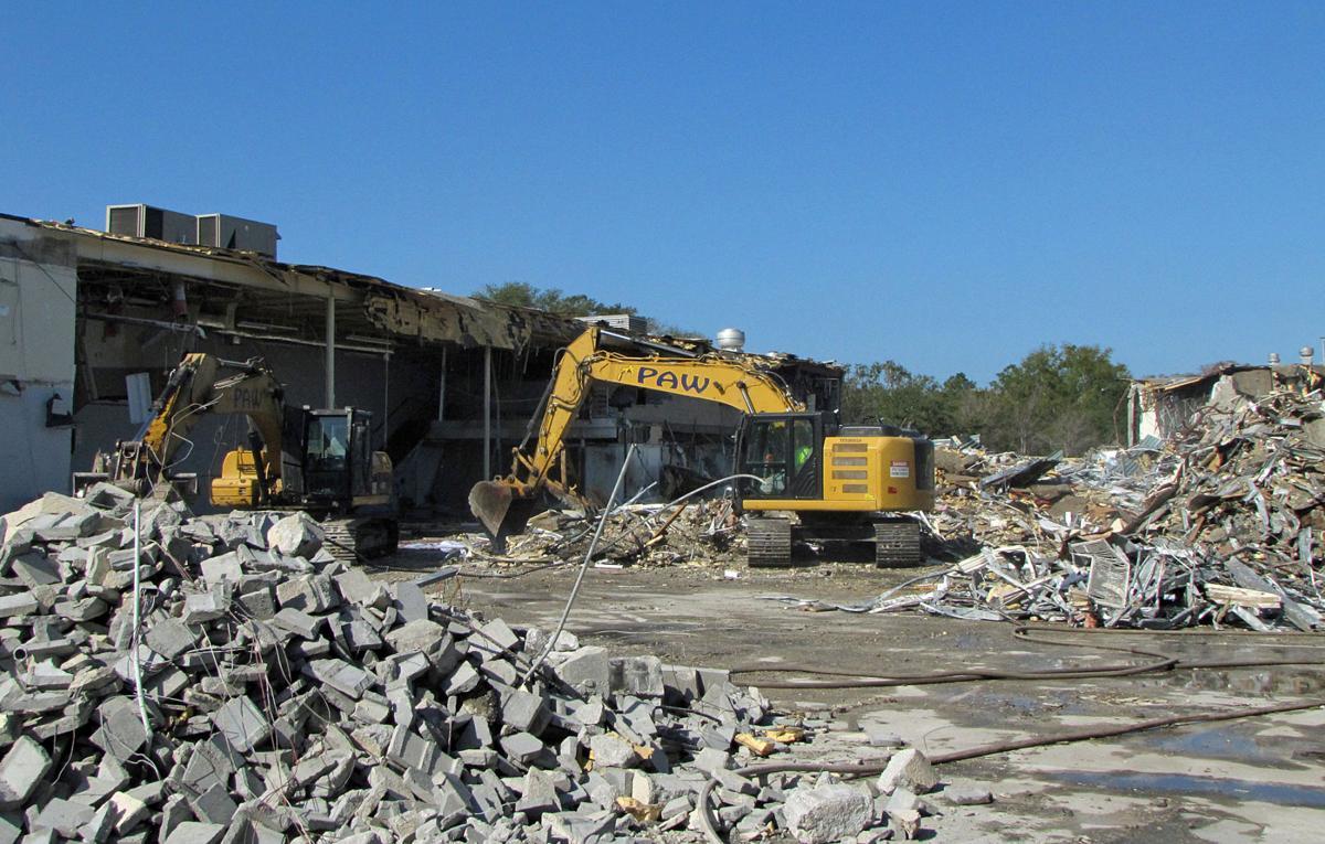 Publix clears Hudson site to rebuild supermarket | Business