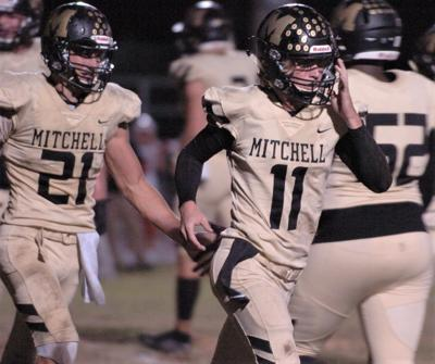 Where does this Mitchell team rank all-time?