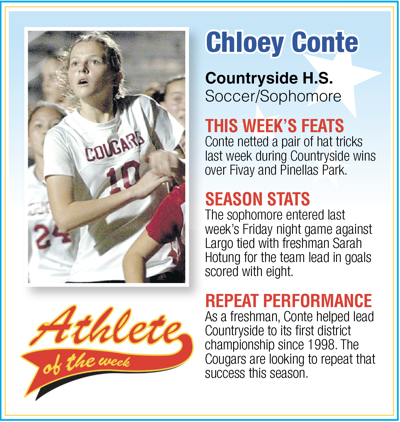 Pinellas Athlete of the Week