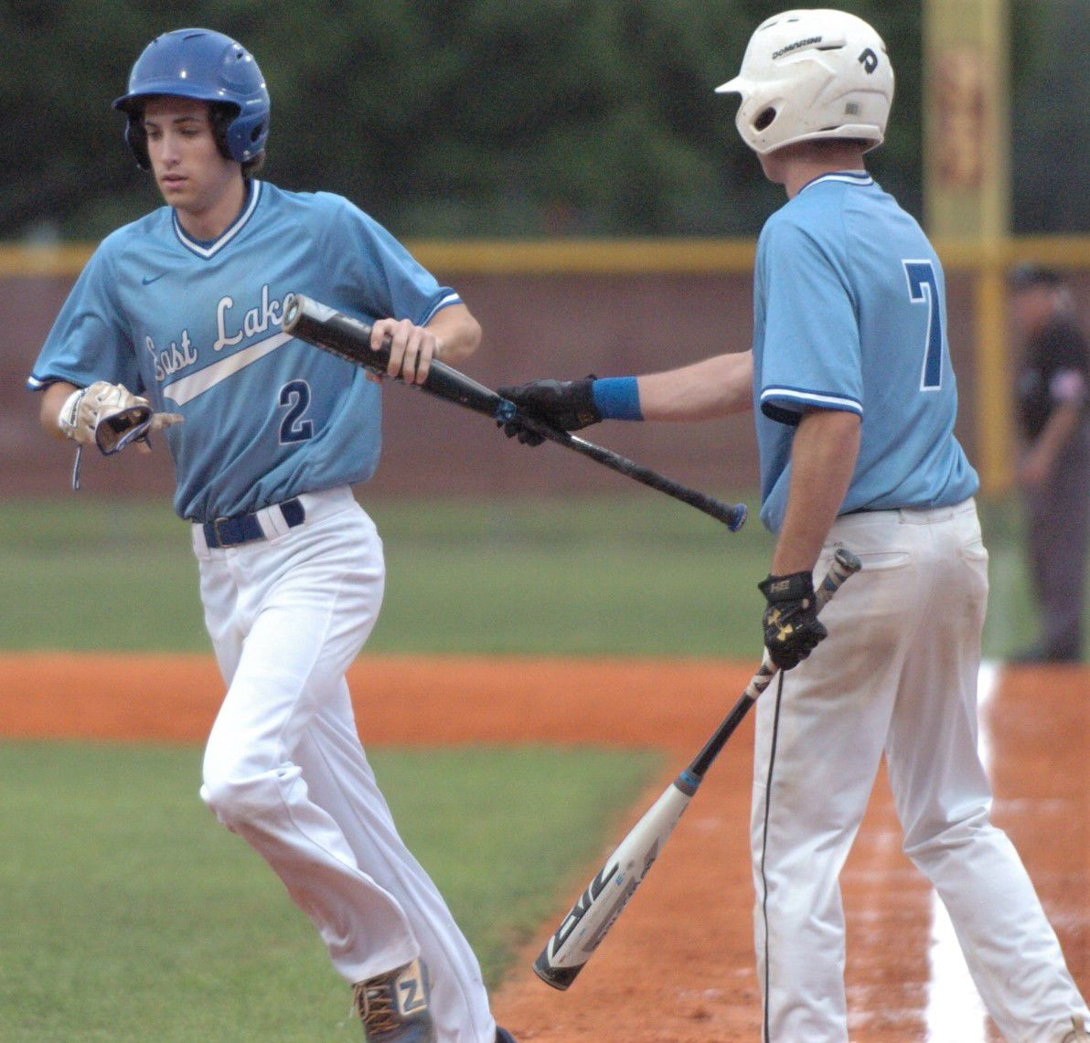 Baseball, softball speeding toward the finish line