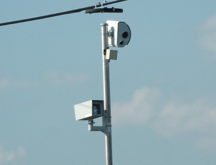 Red-light cameras staying in NPR for three more years