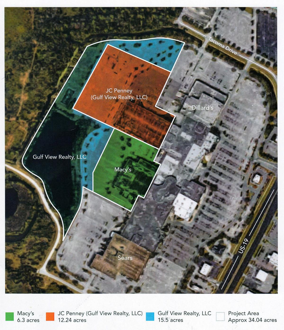 Plans Take Shape For Empty Gulf View Square Retail Space