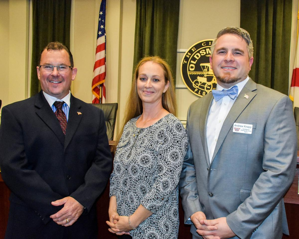 Oldsmar Council candidates meet the voters at forum