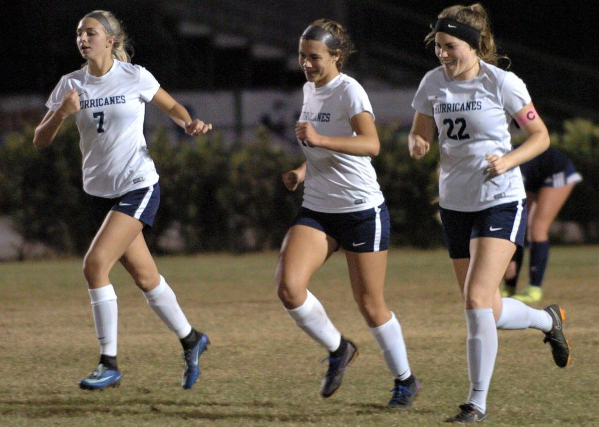 Eyes on the prize again for PHU girls soccer
