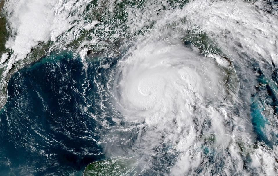 Category 3 hurricane on path toward Florida Panhandle