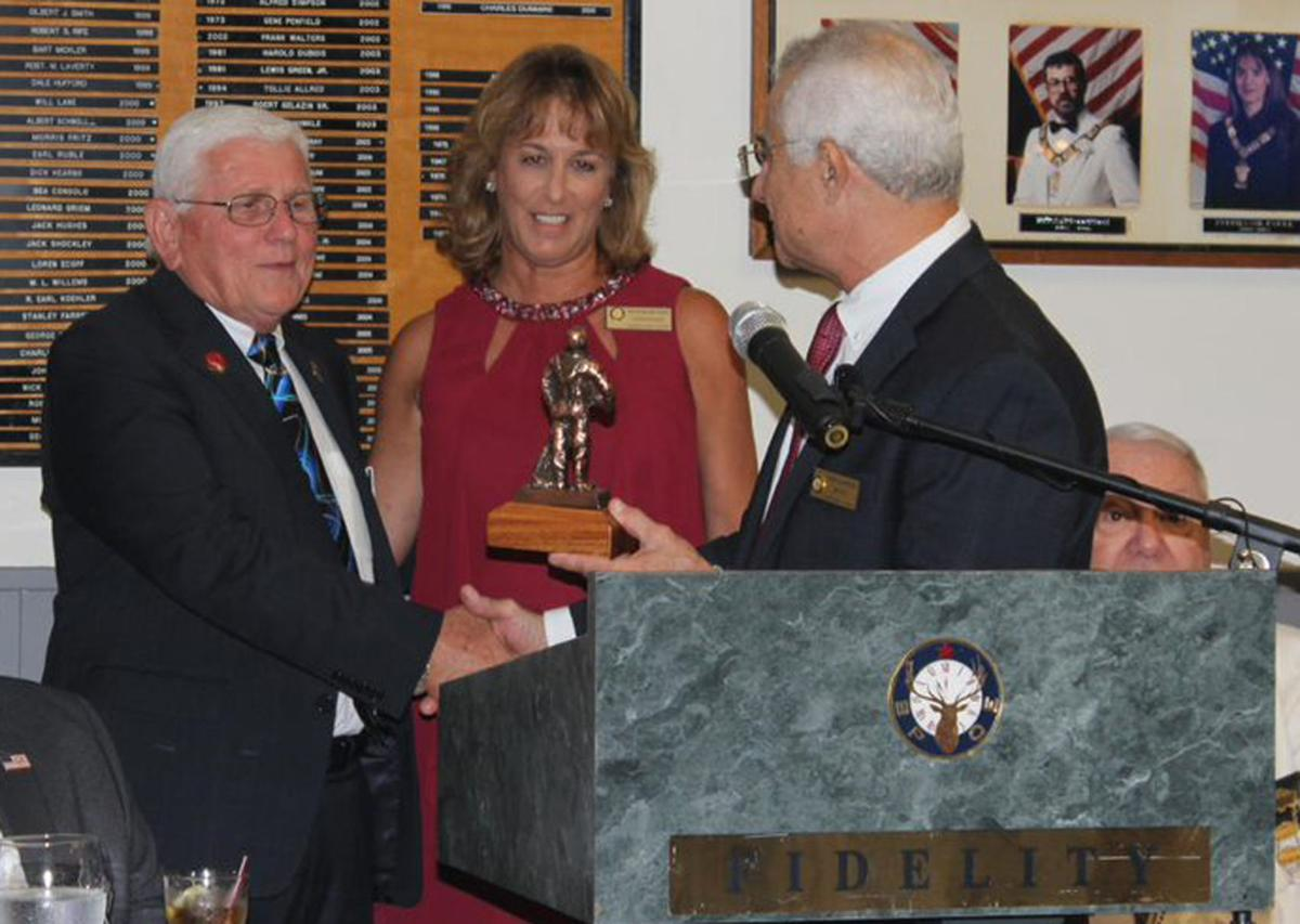 Florida Elks president comes to the Suncoast