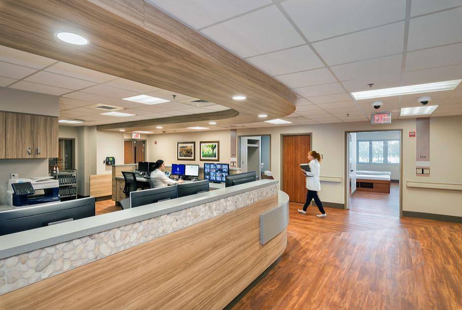 Medical Center Of Trinity Expands, Upgrades Behavioral