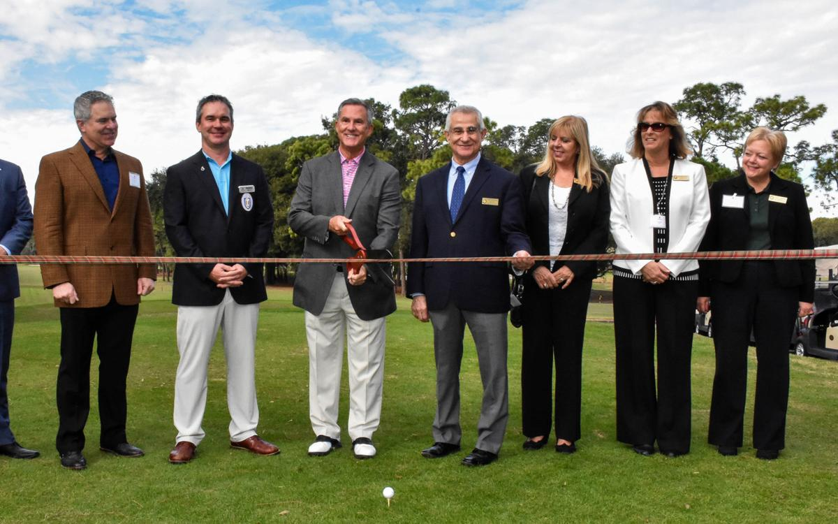 Innisbrook's South Course reopens