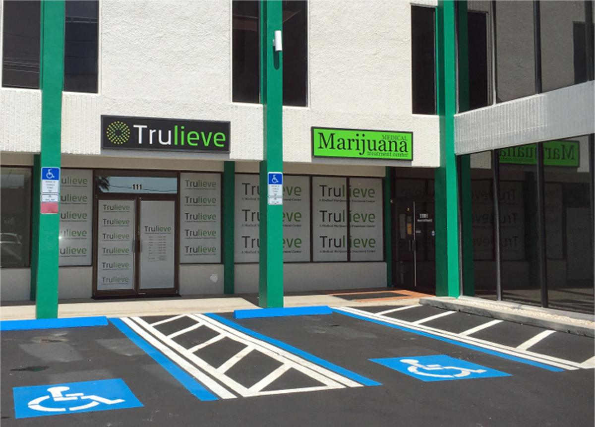 Medical marijuana treatment center opens in NPR | Business