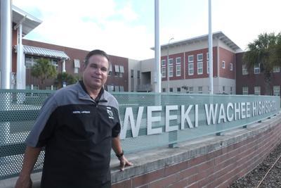 Weeki Wachee High School leader named Hernando principal of the year