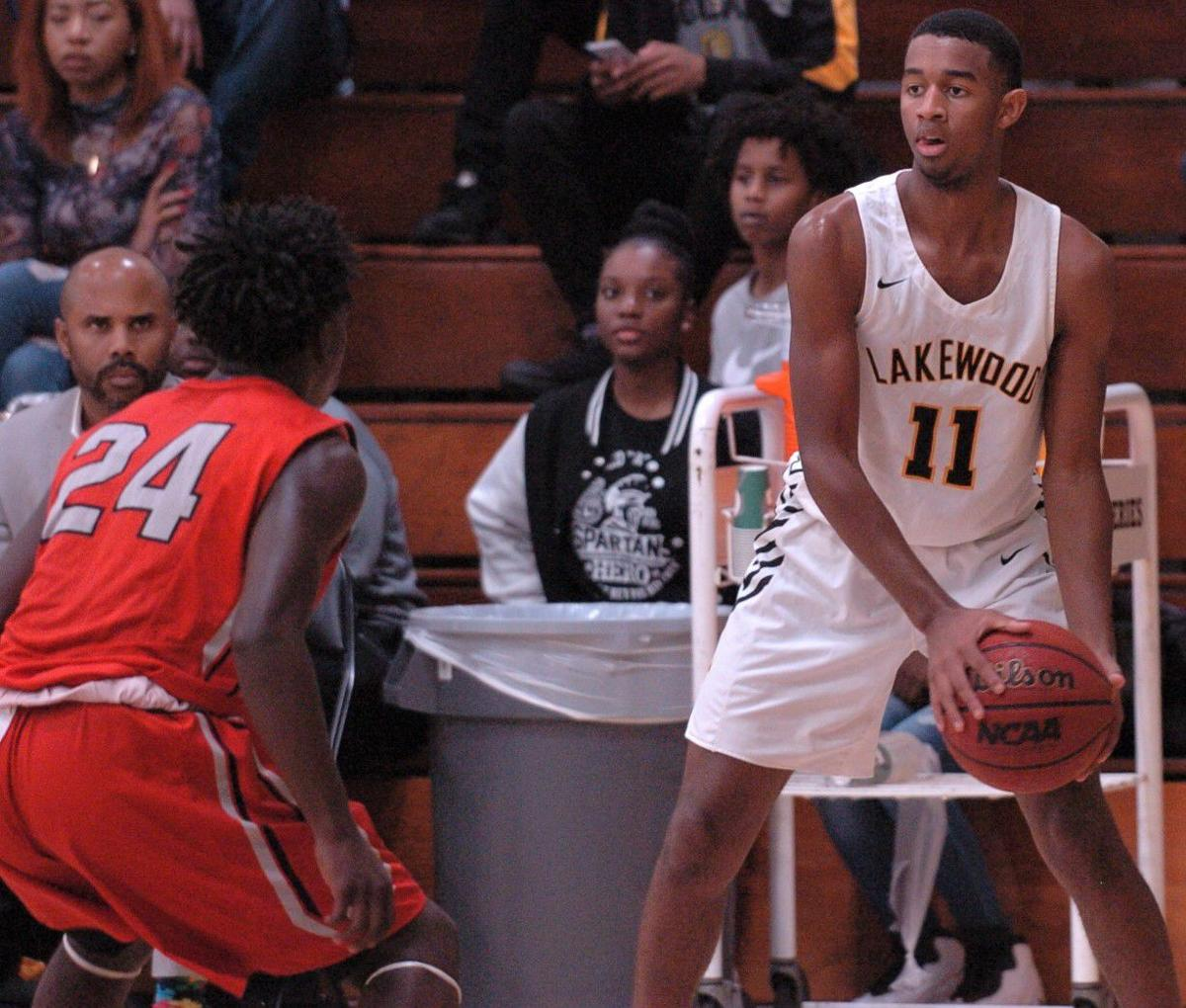 B-BALL: Lakewood holds off Clearwater